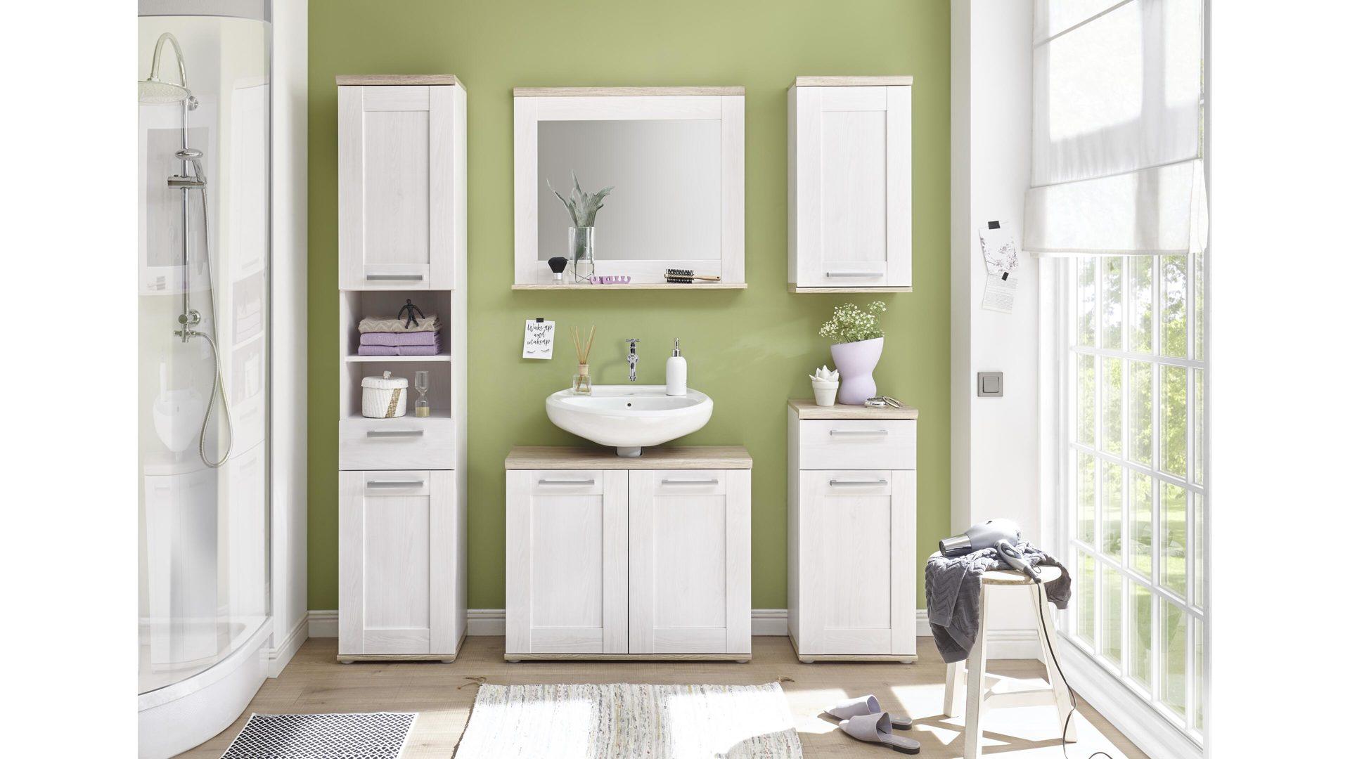 Einrichtungspartnerring Badmobel Set Waschbeckenunterschrank