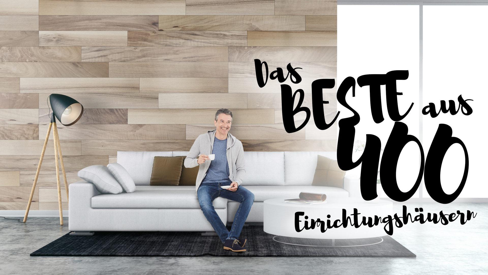 EINRICHTUNGSPARTNERRING Interliving, Möbel, Küchen, Sofa, Lampen ...