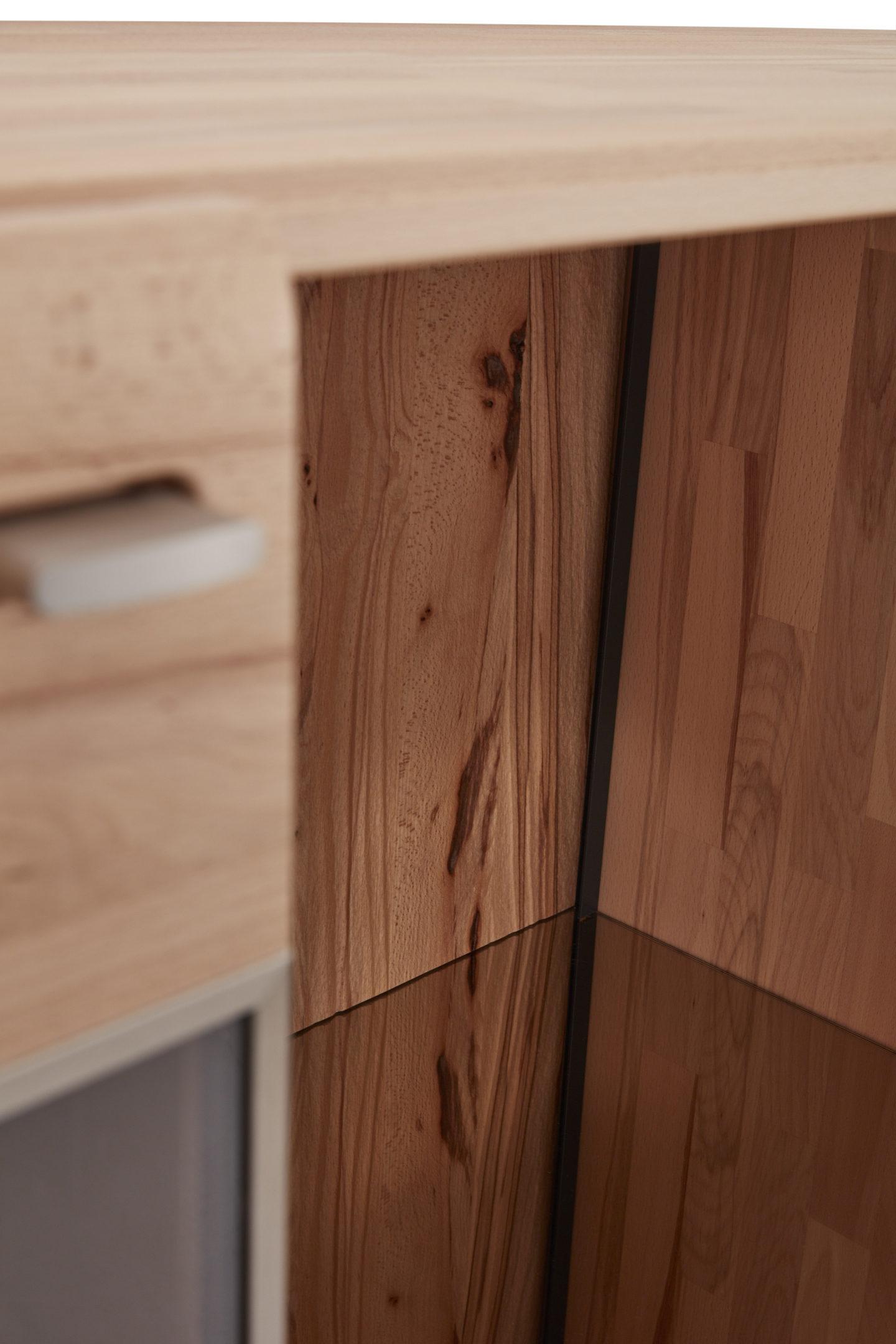 interliving wohnzimmer serie 2002 sideboard