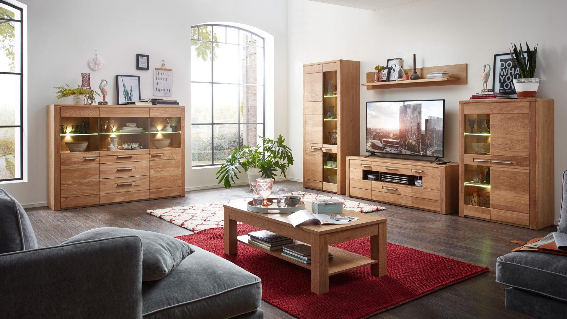 Blickfang Wohnzimmermöbel Holz Das Beste Von Kawoo Vitrine Nature Two Als Wohnzimmermöbel