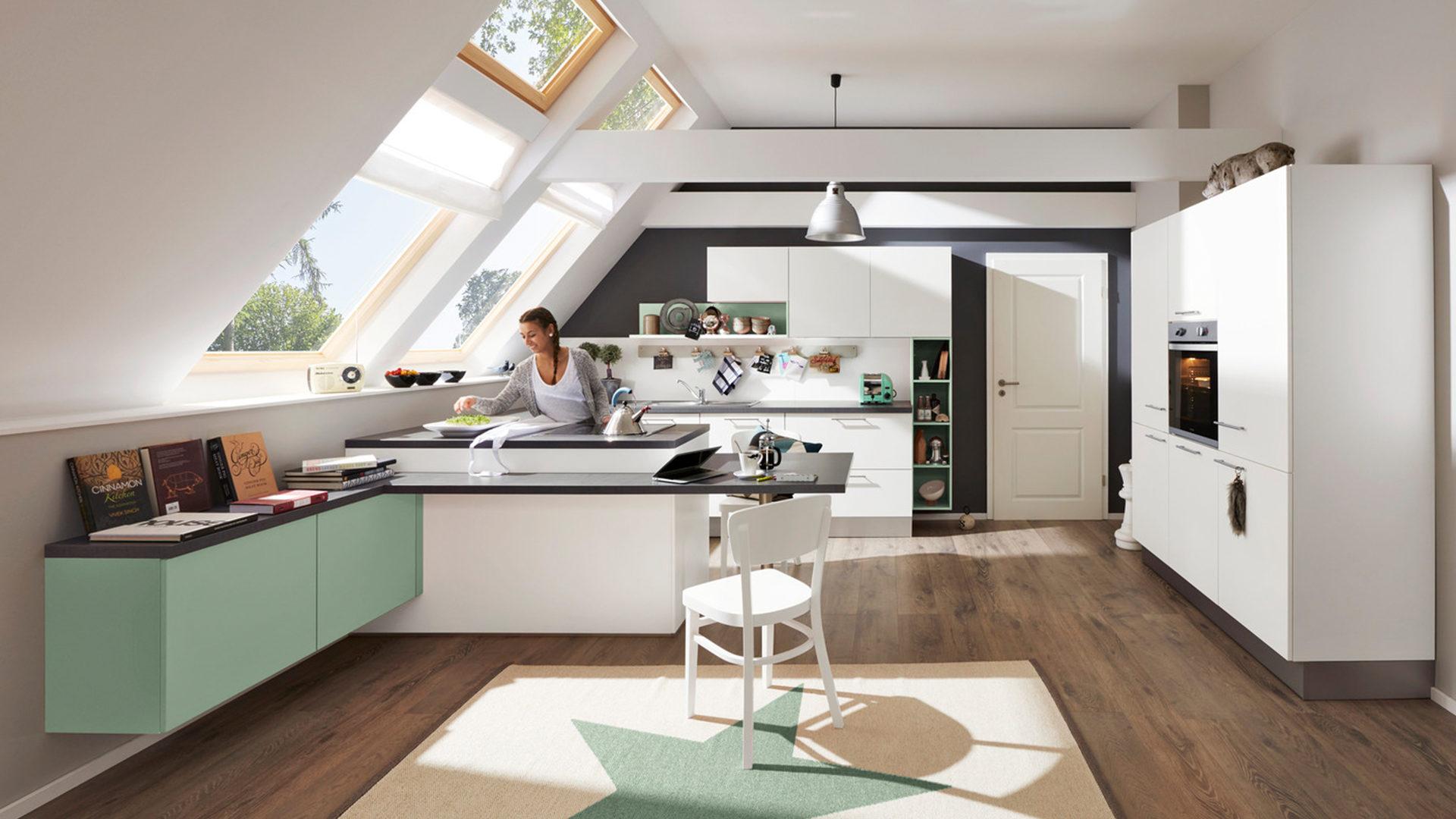 Charmant Beste Grüne Farbe Für Die Küche Bilder - Küchen Design ...