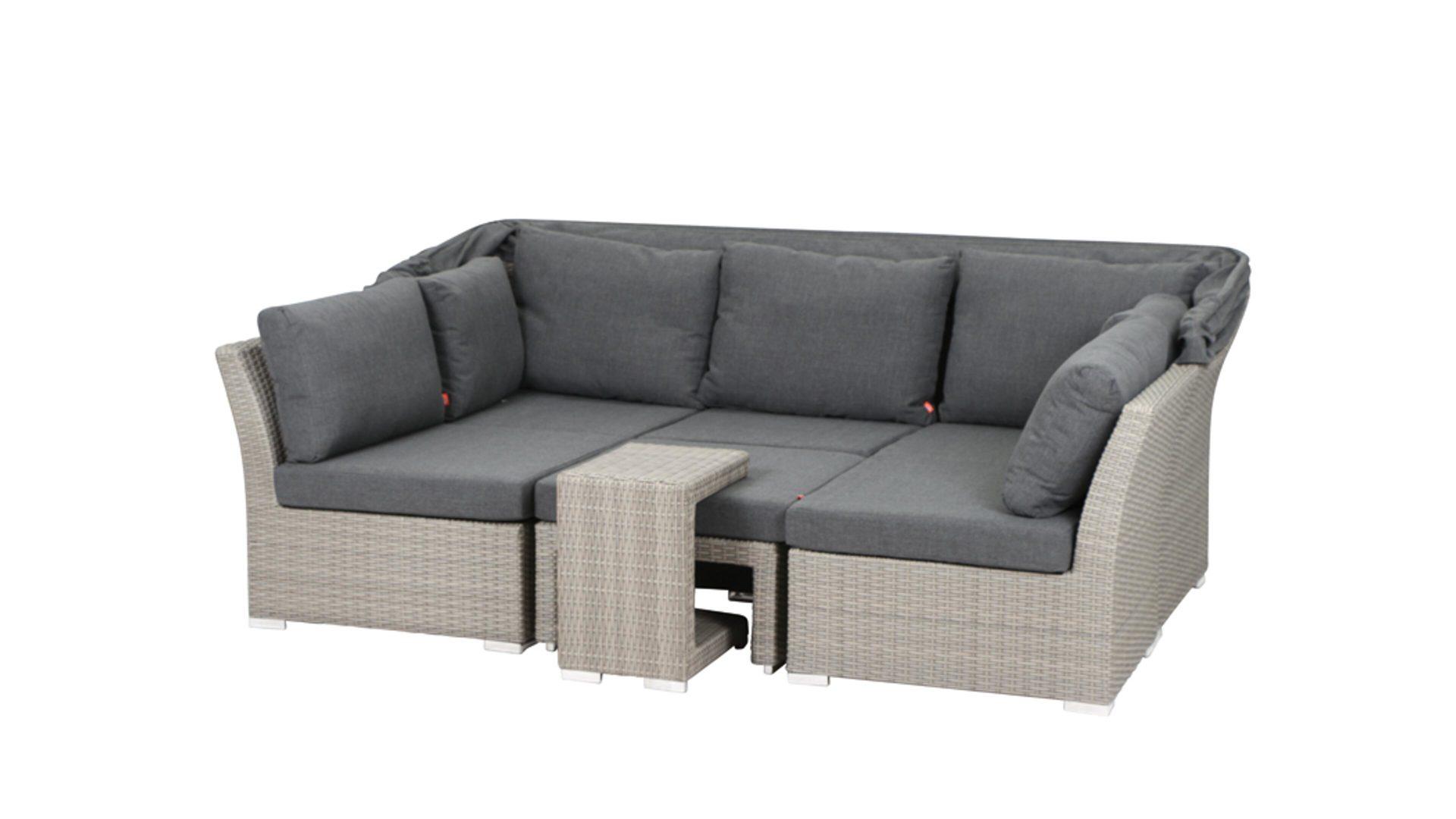 Einrichtungspartnerring Outdoor Lounge Möbel Siena Siena Garden