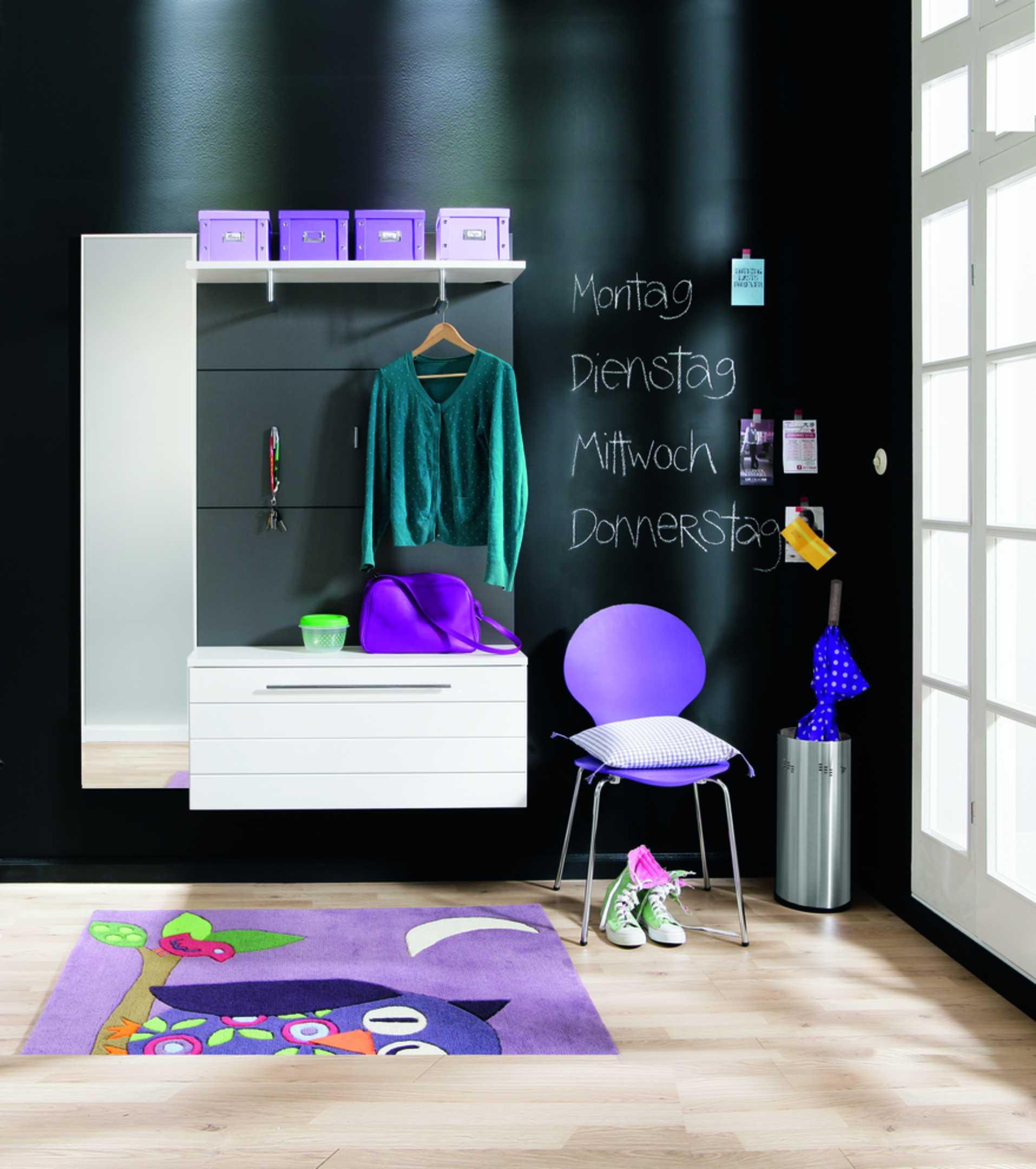 Komplett-Garderobe