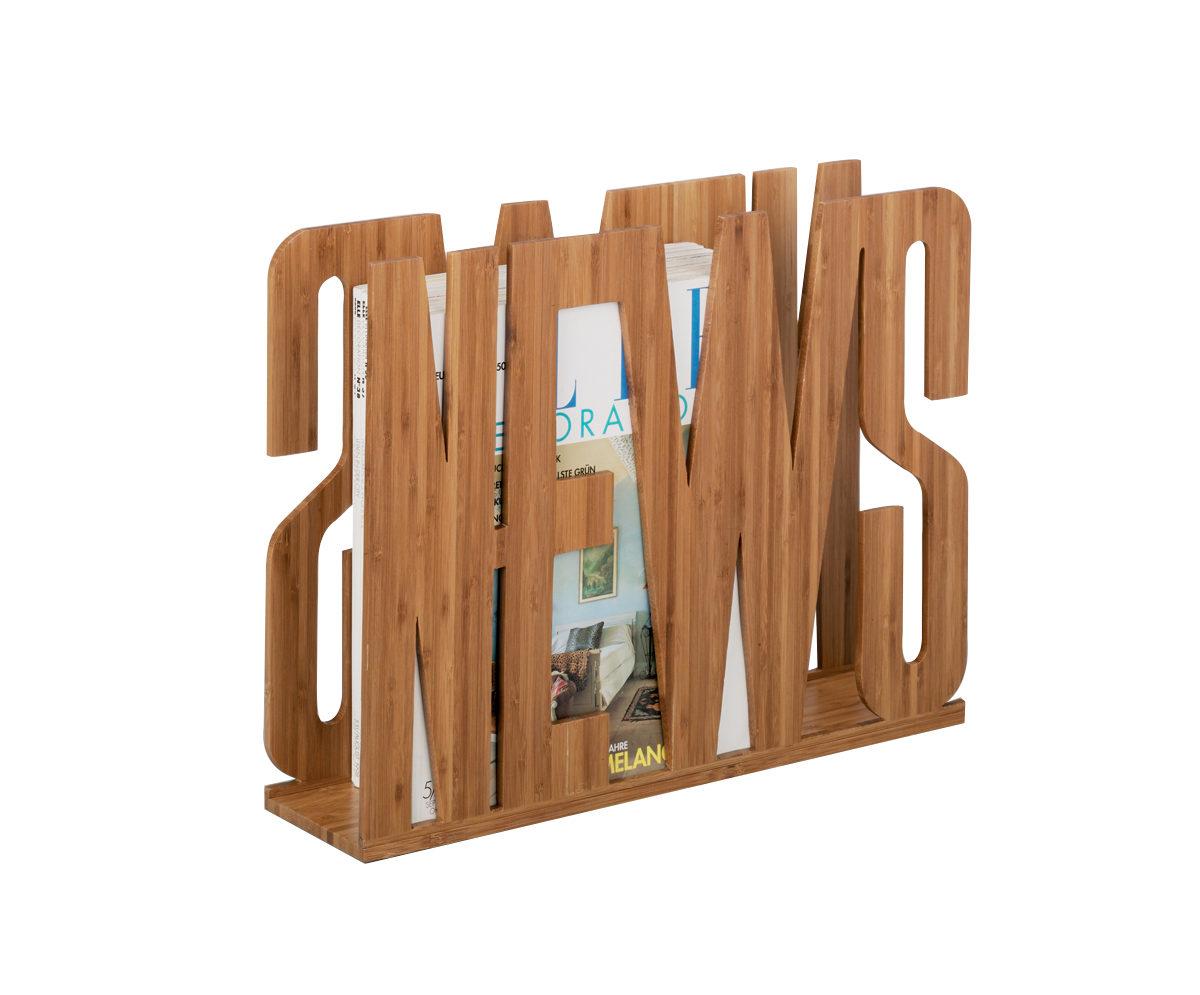 Zeitungsständer Holz einrichtungspartner ring markenshops wohnen zeitungsständer