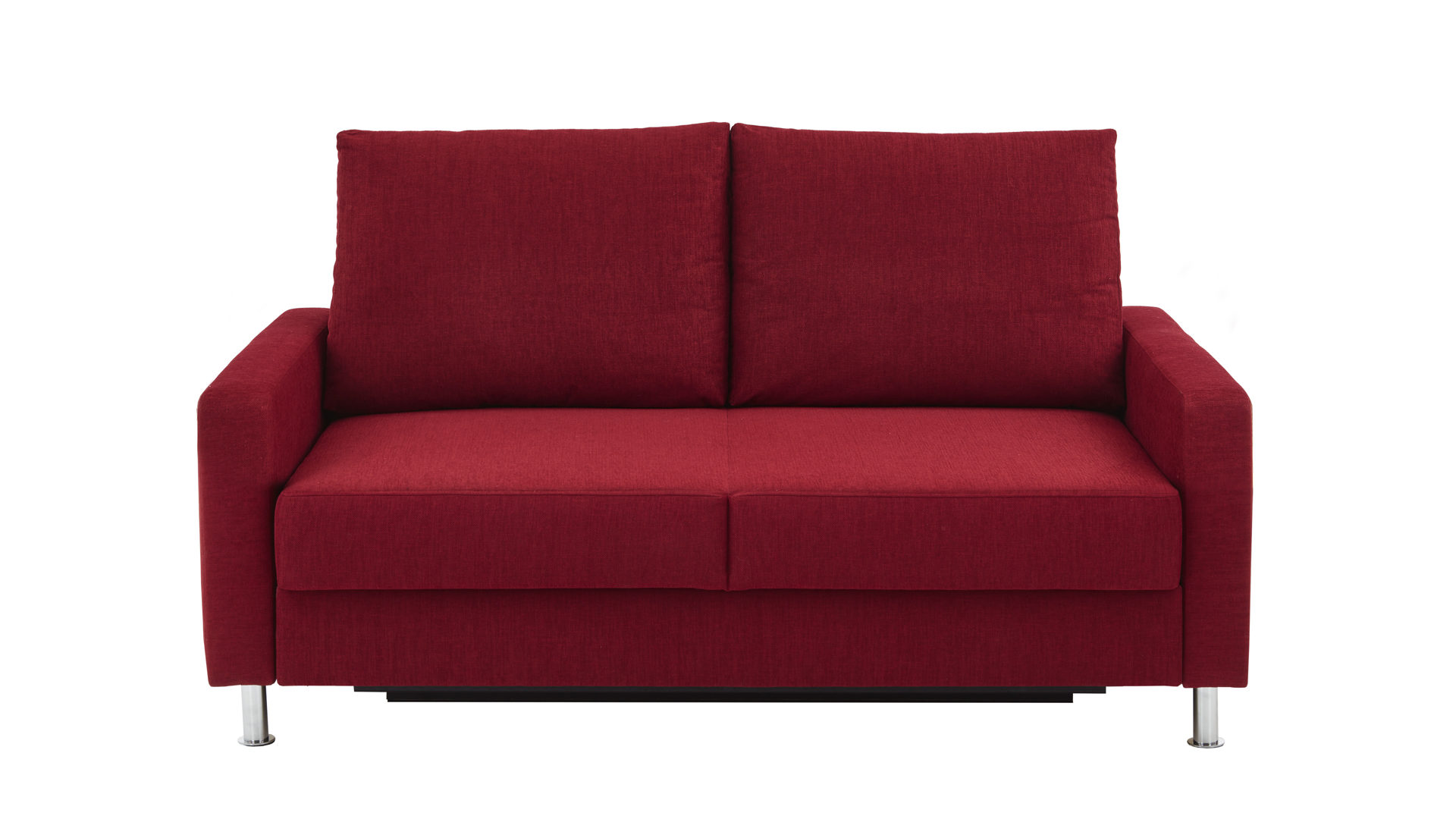 Schlafsofa PARTNERRING COLLECTION aus Stoff in Rot PARTNERRING COLLECTION Schlafsofa Multi roter Bezug 8-8014 - Breite ca. 166 cm