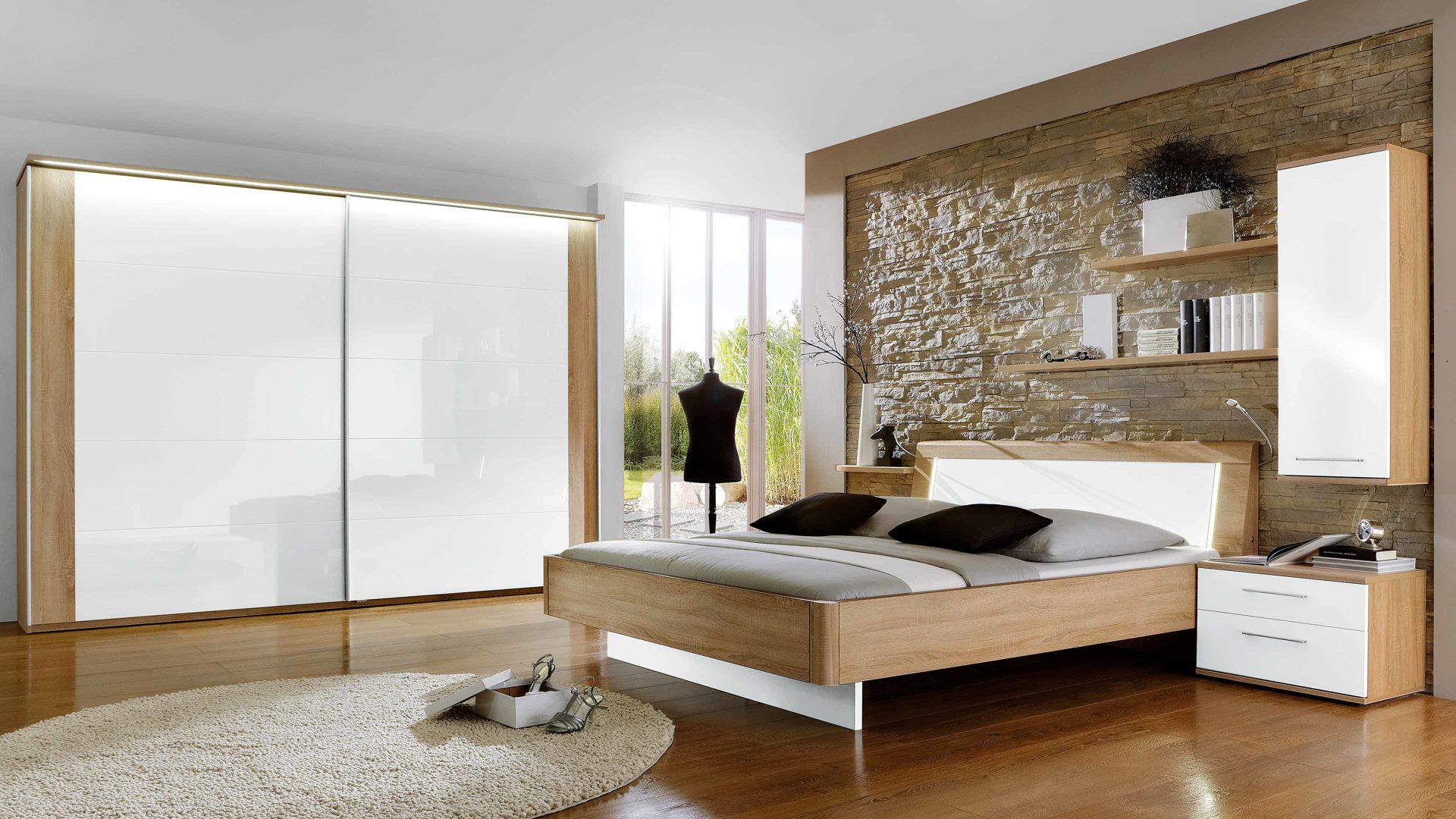Modernes schlafzimmer weiss  Einrichtungspartner Ring | Markenshops | Schlafen | modernes ...