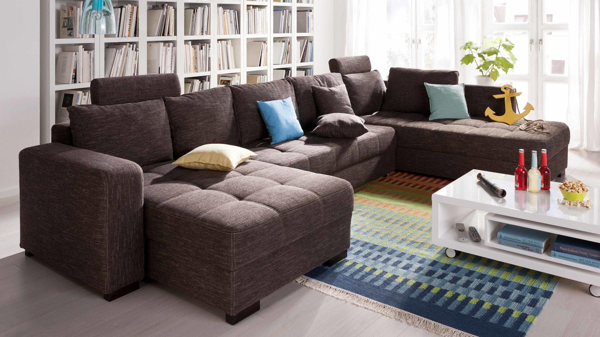 Eckcouch u form  Einrichtungspartner Ring | Räume | Wohnzimmer | Sofas + Couches ...