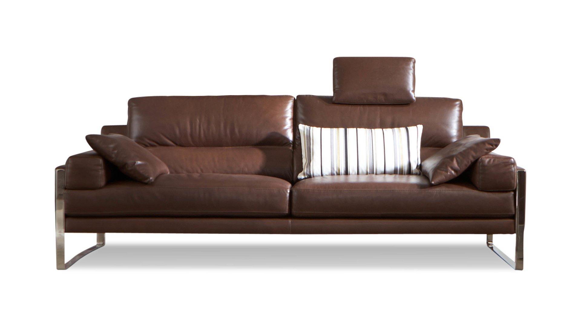 Awesome Blob Ubergroses Lila Ledersofa Ditre Italia Pictures ...