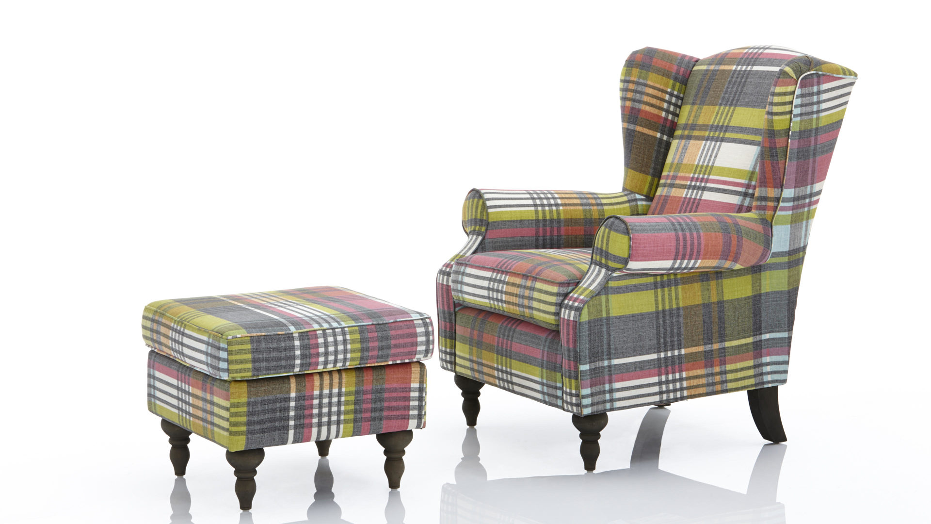 Sessel ikea bunt  Patchwork Ohrensessel. Patchwork Sessel Florese With Patchwork ...