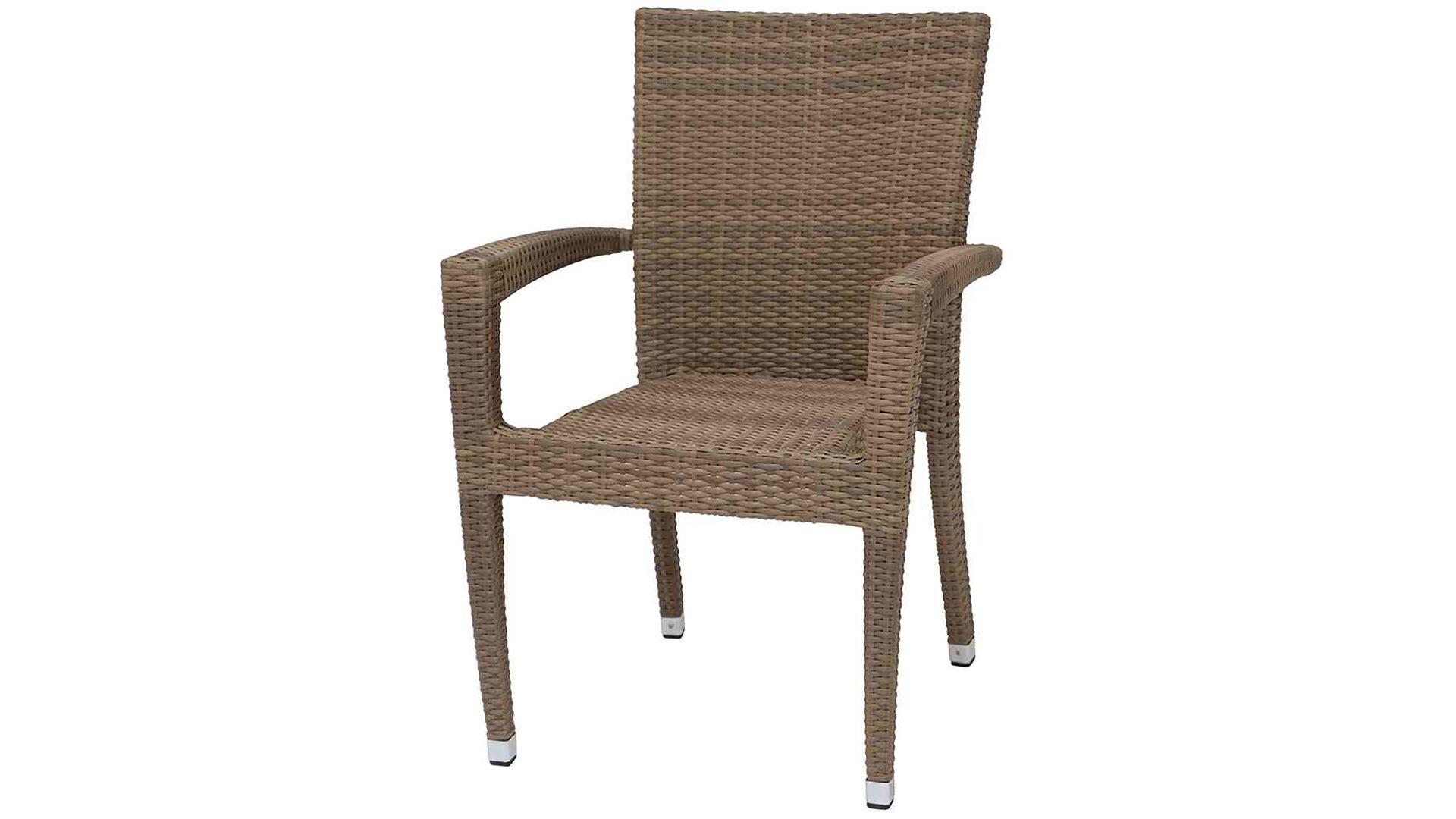 gartenmobel geflecht, einrichtungspartnerring, outdoor, geflecht-möbel, stapelstühle, Design ideen
