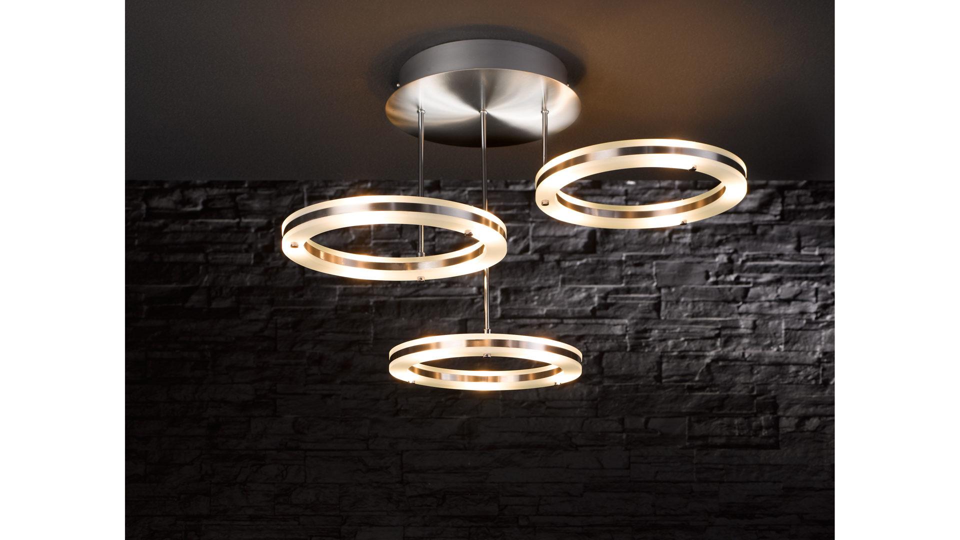 Einrichtungspartner Ring | Räume | Wohnzimmer | Lampen + Leuchten ...