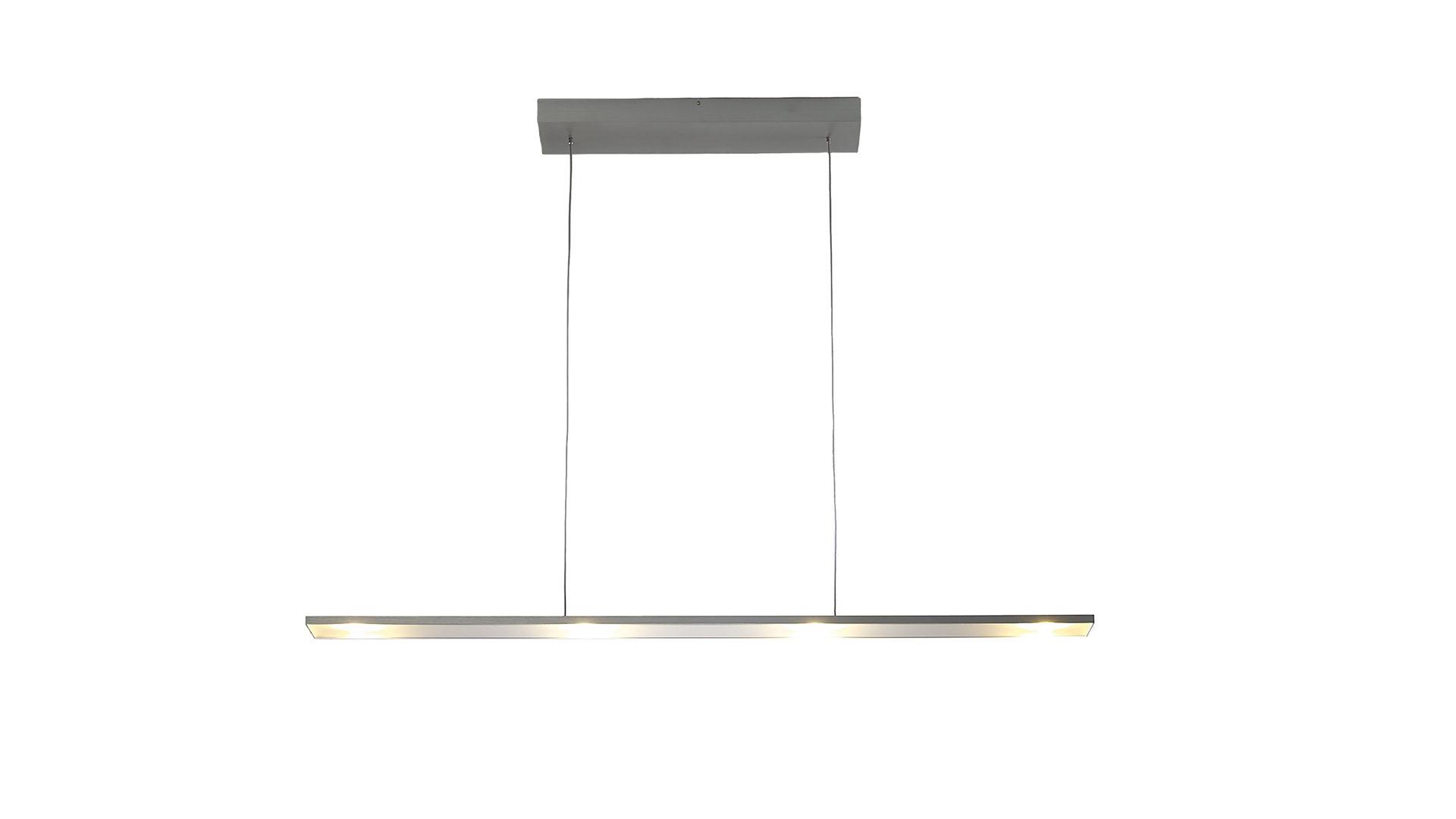 einrichtungspartner ring rume esszimmer lampen leuchten bopp led pendelleuchte leds go xxl bopp aus aluminium glas metall in metallfarben - Esszimmer Lampen Led