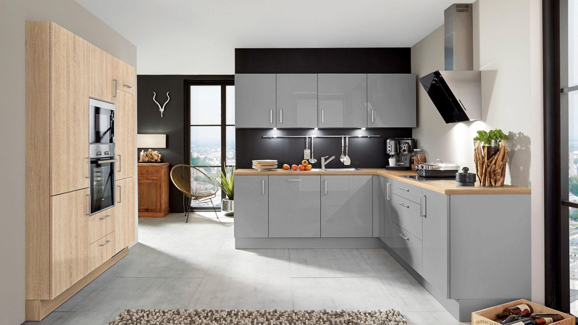 Tolle Farbauswahl Für Lackierte Küchenschränke Bilder ...