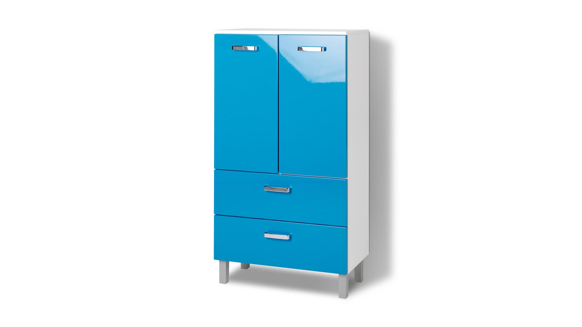 Einrichtungspartnerring Waschbeckenunterschrank Denver Als Modernes